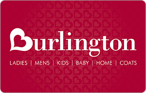 Burlington Gift Card