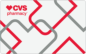 Buy CVS Pharmacy® Gift Cards | MyGiftCardsPlus