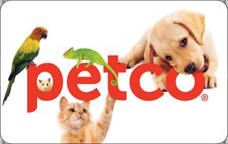 Buy Petco Gift Cards | MyGiftCardsPlus